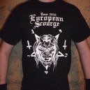 "Angmar ""European Scourges Tour"" (France) T-SHIRT (M)"