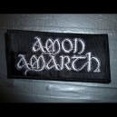 "Amon Amarth ""Logo"" Patch"