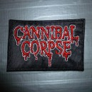 "Cannibal Corpse ""Logo"" Patch"