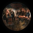 "Cannibal Corpse ""A Skeletal Domain"" (USA) Picture Disc"