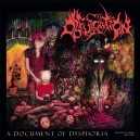 "Obfuscation ""A Document Of Dysphoria (1992-1995)"" (Finlande) CD"